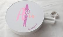 okrągłe logo